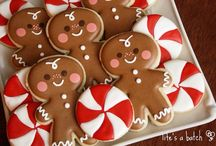 Gingerbread & candies party
