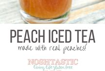 Iced tea / Beverages