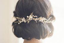 Weddinghair / Inspirasjon til sminke og hår til bryllup
