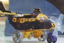 I giocattoli Guled Abdi Adan