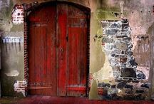 doors / by Lynne Hughes