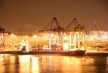 Hafen Hamburg / Der Hafen der Freien und Hansestadt Hamburg http://hamburgbilder.de/category/kategorien/hafen/