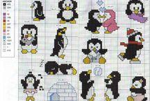 pingwinki