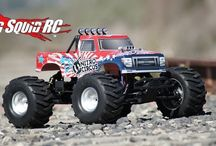 R/C Monster Trucks