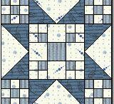 Quilt blocks ~ sketches
