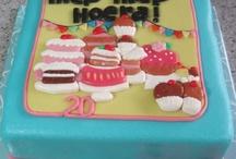 Hip versierde taarten - inspiratie