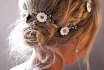 Our wedding inspiration - hair