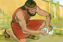 Historias y Personages de la Biblia