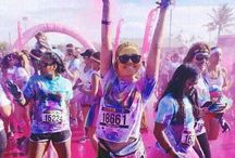 ❋ color run