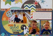 awesome scrapbook pages