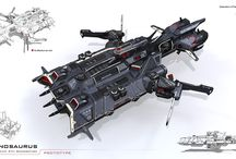 [Des] Spaceships