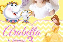 Amelia 5th Birthday