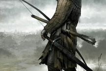 Low fantasy Early Middle ages concepts