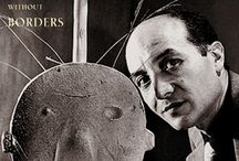Isamu Noguchi / Isamu Noguchi (野口 勇, November 17, 1904 - December 30, 1988) was a prominent Japanese American artist and landscape architect whose artistic career spanned six decades, from the 1920s onward.