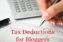 Taxes for Bloggers