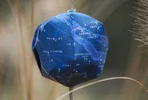 Origami and 3D Ornaments / by Tamar DeJong