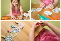 Activităţi pentru toddleri / Activităţi pentru copii între 1 şi 3 ani.