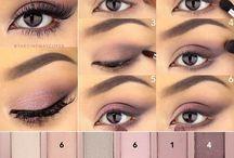 maľovanie oči