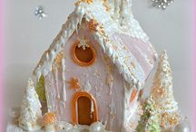 Perníkové chalupky..Gingerbread house