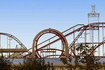 Rollercoasters of the world / Those we've seen, those we rode and all those ahead of us.