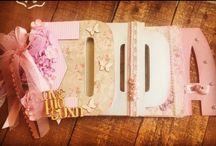 Ρομαντική Βάπτιση κορίτσι  Vintage dream pink girl party