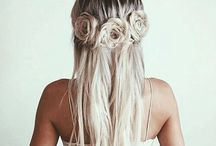 H A I R - L O V E / Hair style inspiration