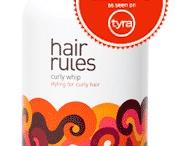 Curly Hair Styles & Stuff / by Krystal Boyle