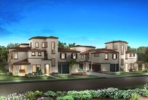 The Courts by Shea Homes So Cal / The Courts at Baker Ranch by Shea Homes Southern California has the fresh look of something new with an inviting street scene, and garages tucked behind. These two- to three-story motor court townhomes offer open space plans and outdoor living space. Anticipated pricing starting from the high $500,000s. 1,761 - 2,068 Sq. Ft. 2-4 Bedrooms 2.5-3.5 Bathrooms 2-Car Garage