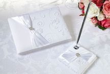 Wedding Guest Book and Pen Sets / Wedding Guest Book and Pen Sets - Think Favours