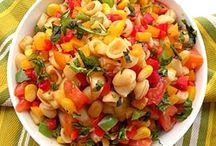 Salads / by Kelly Kalsbeek