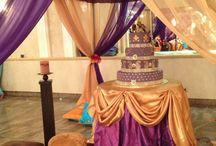 Princess Jasmine Party | Festa Princesa Jasmine Aladdin / Ideias para festa tema Princesa Jasmine (Aladdin, Aladim Disney)