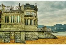 Reales Casetas de Baño, San Sebastián