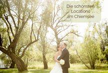 Locations - Hochzeiten / Hochzeitslocations am Chiemsee