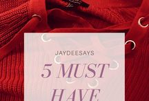 The best of jaydeesays blogposts