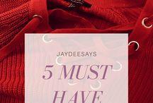 The best of jaydeesays blogposts