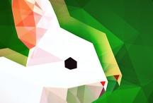white rabbit,