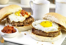 Breakfast in Bed / Ideas and recipes for a delicious breakfast in the comfort of your own bed.