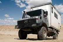 Overland vehicles