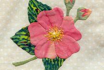 꽃 아플리케