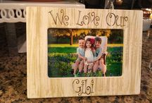 4x6 Personalized Picture Frames