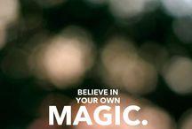 Magic inside me
