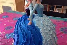 Elsa Anna birthday party