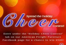Spread the Cheer Contest