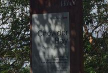 Wedding flowers at Sergeant Mess, Chowder Bay - 7/11/15
