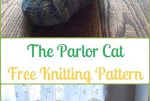 knitting cats