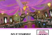 Draping & Backgrounds