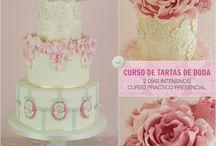 Cursos Prácticos/Presenciales de Patricia Arribálzaga / Escuela internacional de pastelería creativa, Sitges, Barcelona, España / by Patricia Arribálzaga