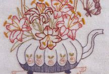 Embroidery / by LeVita Good Barrett