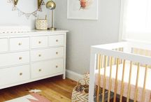 Nursery / Little's nursery ideas. Spur your babe's imagination and style from the get-go.  www.rags.com