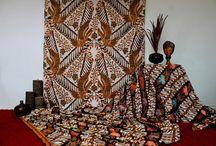 Iwan Tirta Collection ~Hand painted / Indonesian Batik of Iwan Tirta